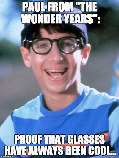 Do You Need To Wear Glasses?