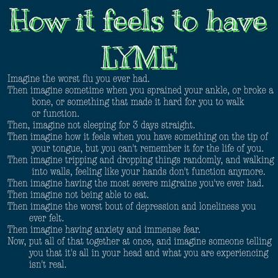 Lyme Disease - Do You Know What You Have?