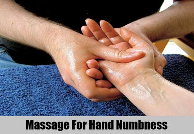 Massage Paresthesia Naturally