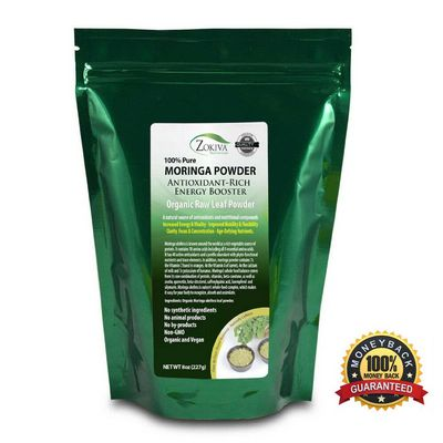 Moringa Leaf Supplement
